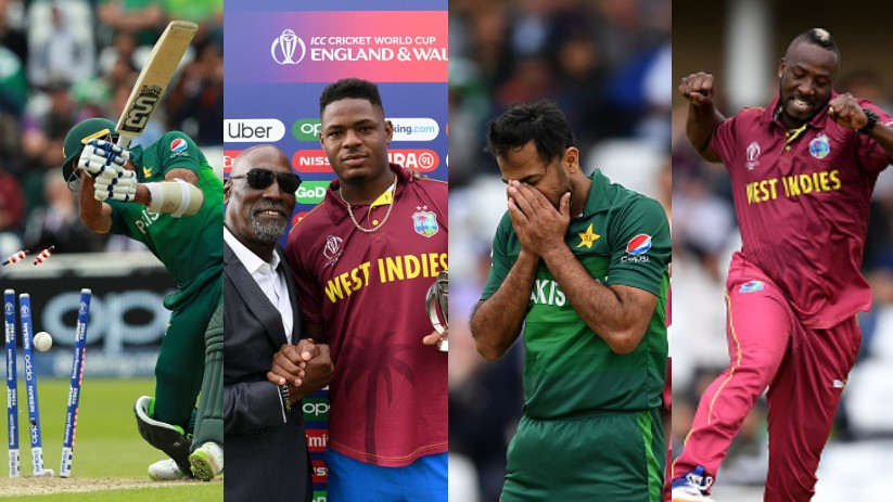 CWC 2019: Pakistan gets humiliated on the field and trolled on social media