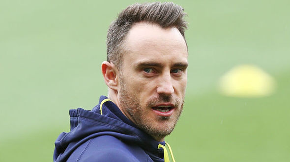 AUS v SA 2018: Kick'em while they're down, urges South African skipper Faf du Plessis