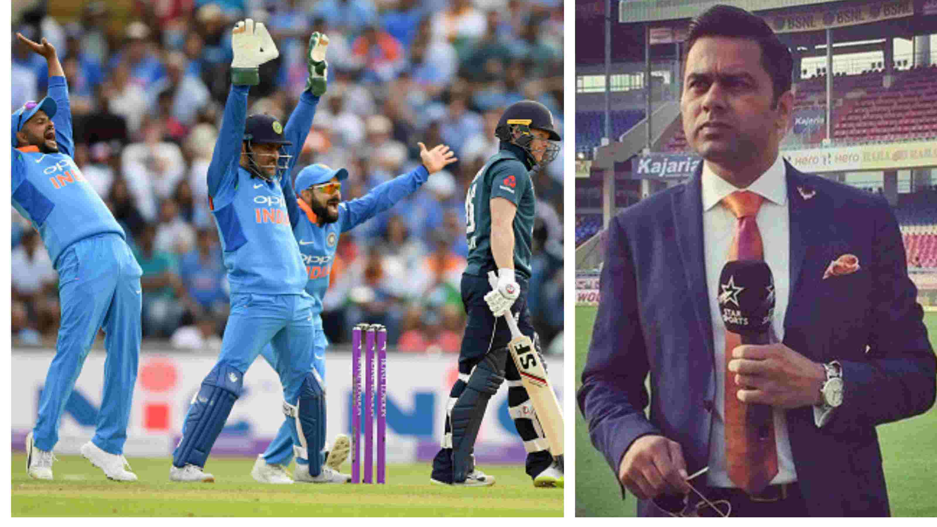 Aakash Chopra tips India as favourites to lift the 2019 World Cup