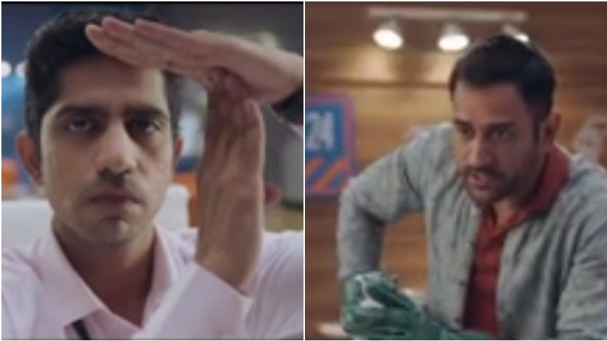 WATCH: MS Dhoni invests in CARS24; appears in new TVC with 'Dhoni Review System'