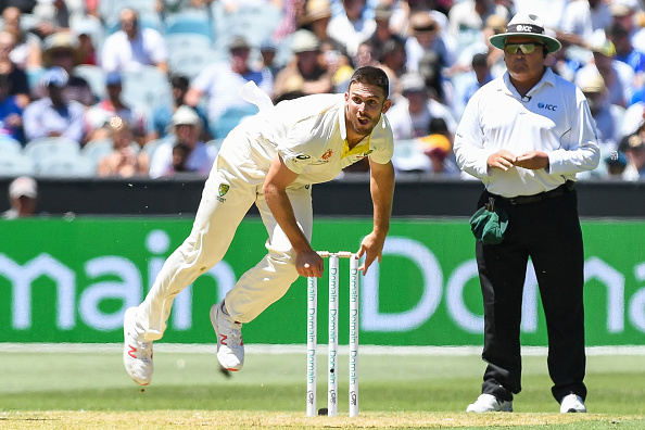 Marsh was the most economical of Australia's bowlers in India's first innings | Getty Images