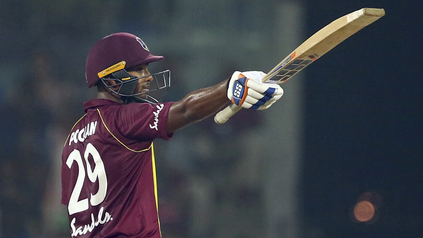 IND v WI 2018: Twitter reacts as Windies sets India a stiff target of 182 after Pooran's onslaught