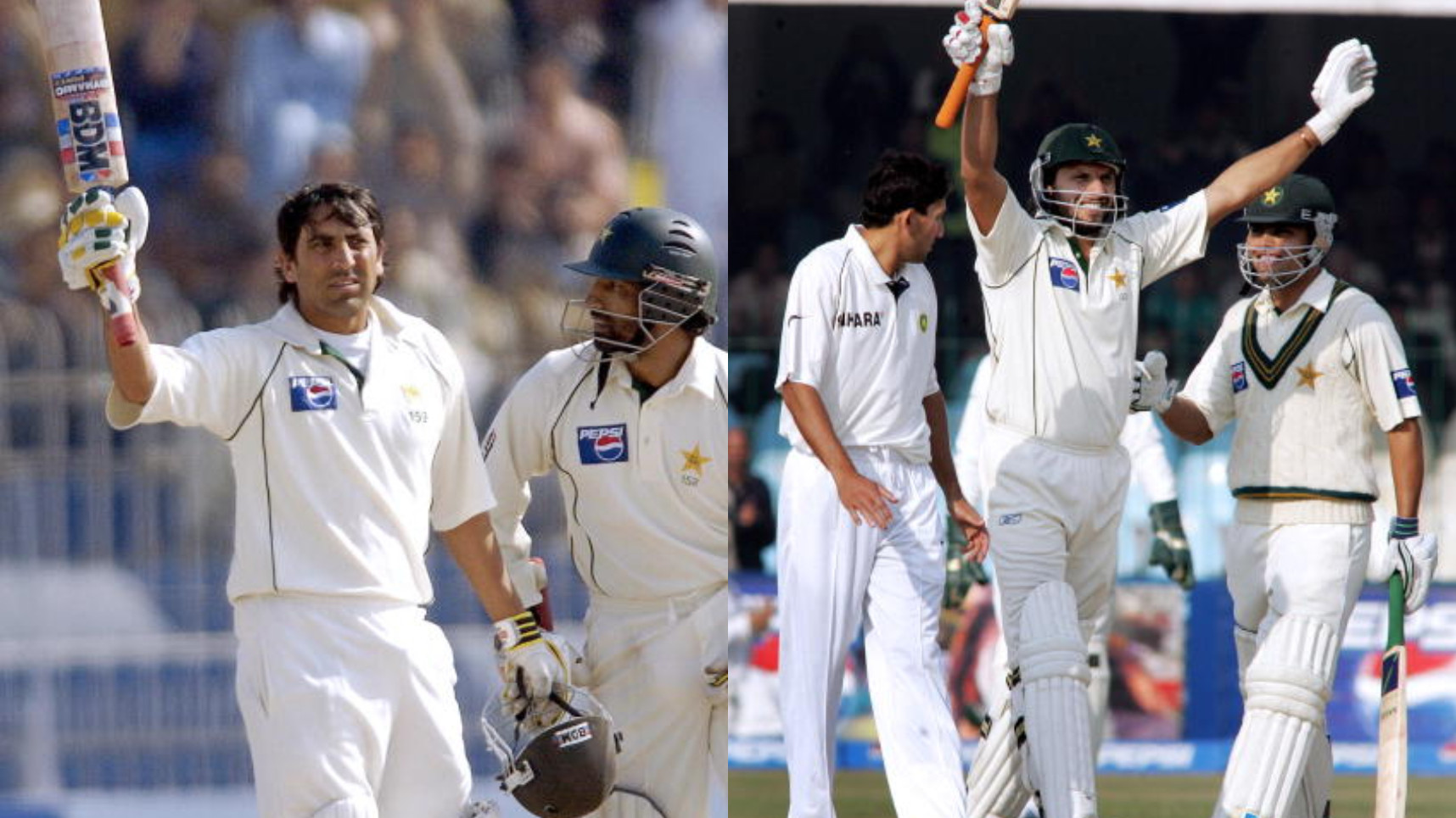 They wanted Shahid Afridi at the crease- Younis Khan on Lahore crowd chanting for his dismissal