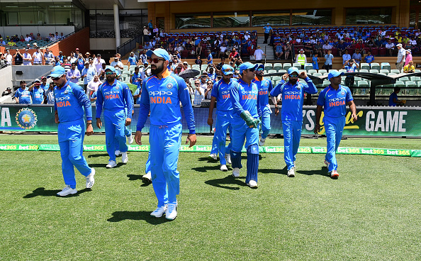 Virat Kohli's India is much more confident and strong team than past teams, says Andy.| Getty Images