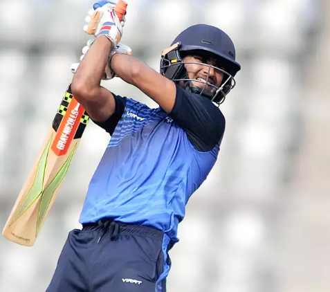 Virat bats during Syed Mushtaq Ali Trophy | TOI