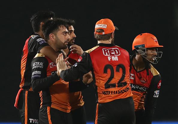 Sunrisers Hyderabad | GETTY