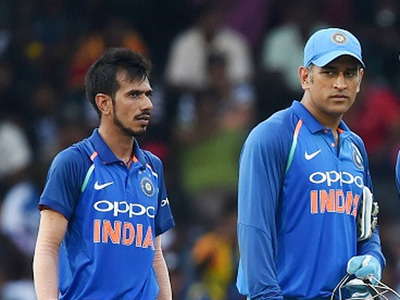 MS Dhoni, Yuzvendra Chahal pull out of the Syed Mushtaq Ali T20 tournament