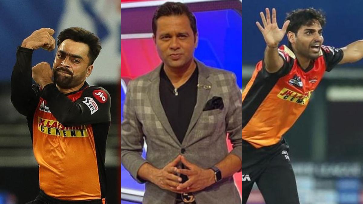 Rashid will be SRH's first retention; Bhuvneshwar may not be retained due to persistent injuries- Aakash Chopra