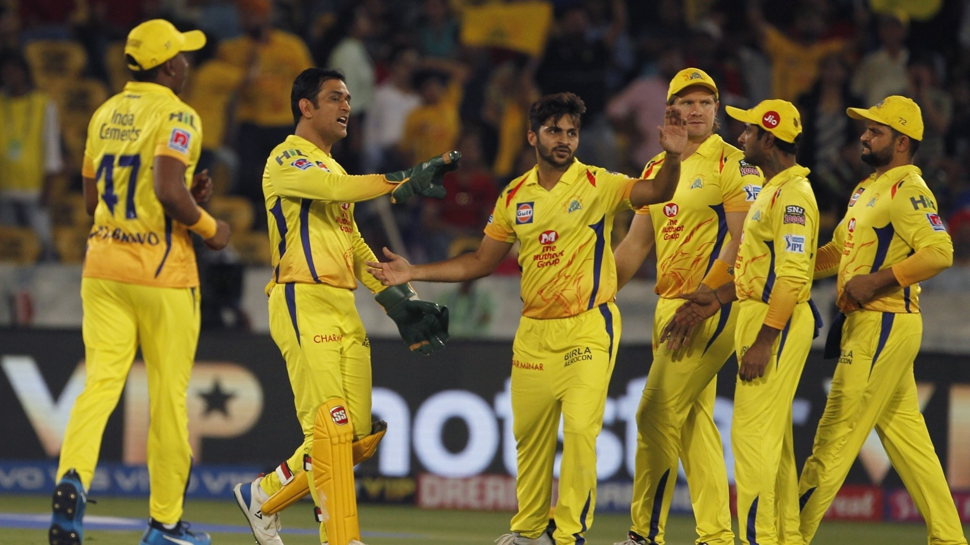 IPL 2020: Chennai Super Kings players not to travel with families to UAE, says report