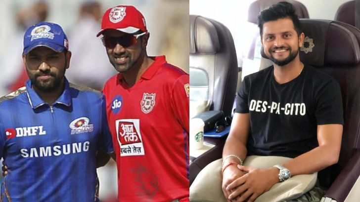 Suresh Raina says this cricketer's captaincy abilities are similar to MS Dhoni