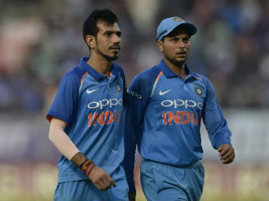 Yuzvendra Chahal and Kuldeep Yadav will be handful for England to deal with | AFP