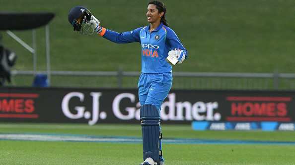 Smriti Mandhana ready to give away her second WODI Player of the Match award to bowlers