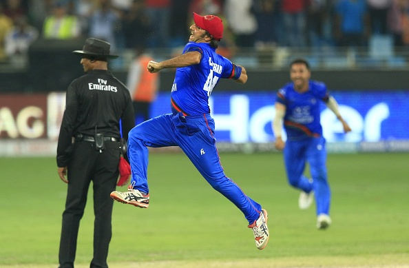 India vs Afghanistan was tied after both team ended on same score. | GETTY