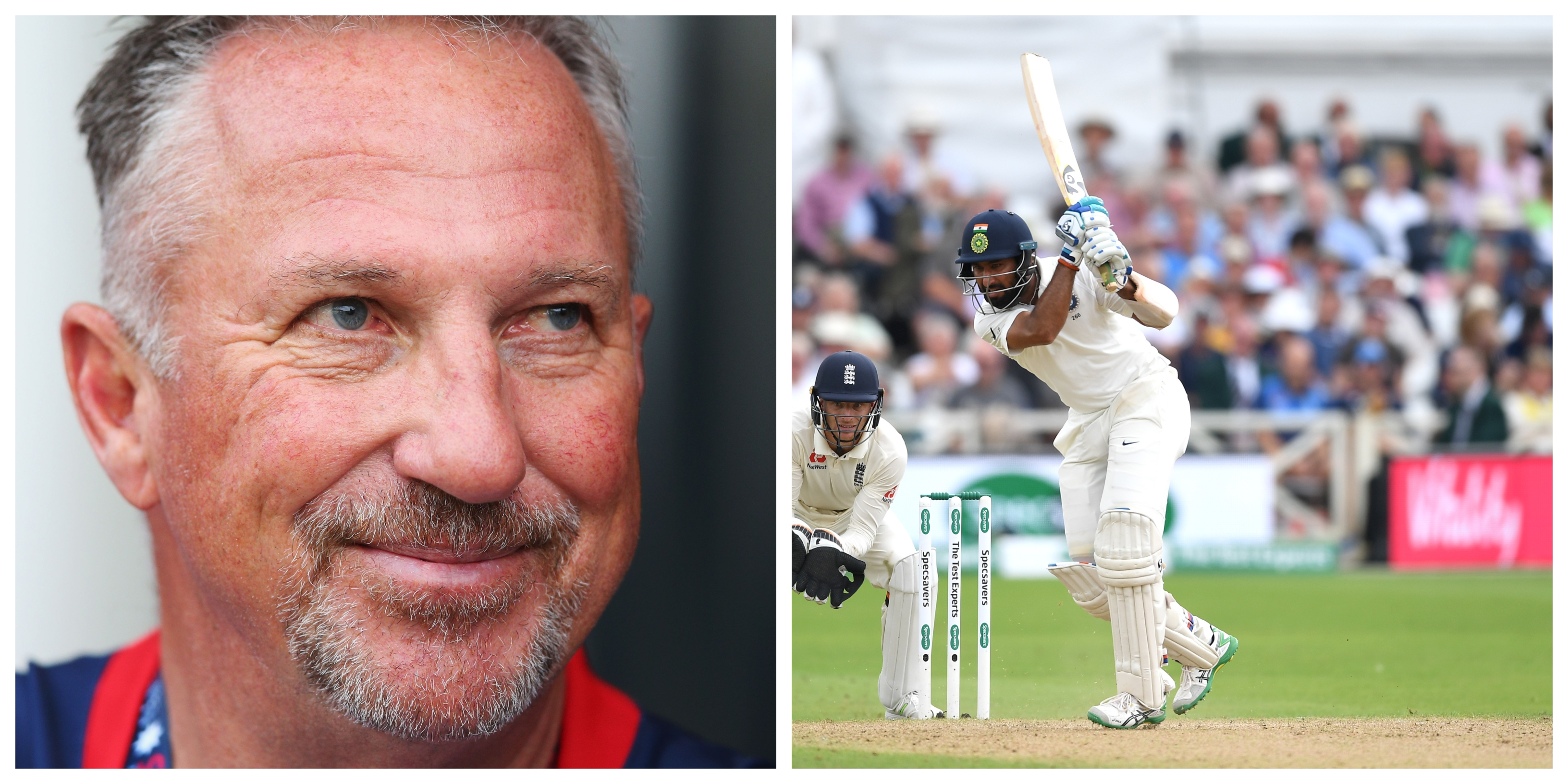 Sir Ian Botham is mighty impressed with the knock that Cheteshwar Pujara played. | Getty