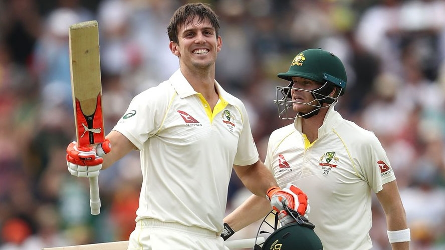 Mitchell Marsh willing to captain Australia in Tests and ODIs