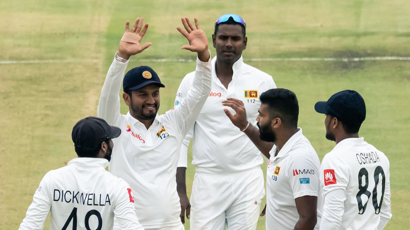 ZIM v SL 2020: Sri Lanka wins the first Test by 10 wickets after Lakmal takes 4/27