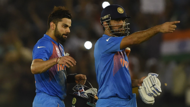 In Virat Kohli and MS Dhoni, India has two of the best cricket brains in the team | AFP