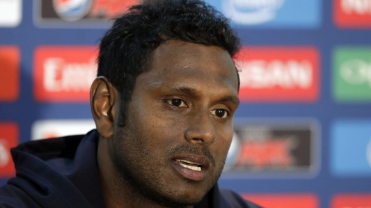 SL v ENG 2018: Still hurt by ODI axing, Angelo Mathews lets his