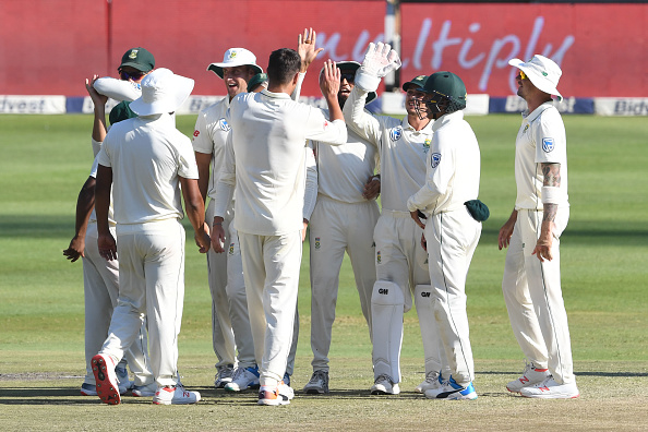 South Africa whitewashed Pakistan 3-0 in Test series and became the no.2 ranked Test team | Getty