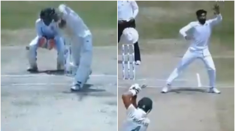 IND v SA 2019: WATCH - Ravindra Jadeja takes one-handed stunner caught and bowled
