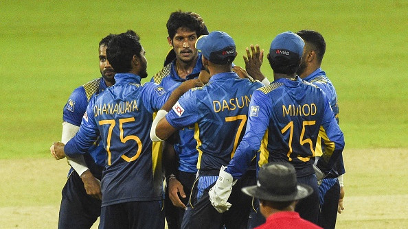 SL v IND 2021: Sri Lanka team fined 20% of their match fees for slow over-rate in 2nd ODI