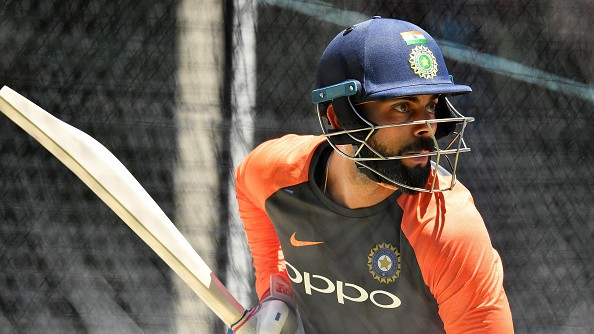 WI v IND 2019: WATCH - Virat Kohli agrees with Sir Vivian Richards in finding net practice 'claustrophobic'