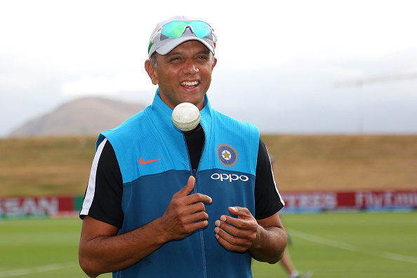Rahul Dravid says he gave India U-19 enough space to enjoy