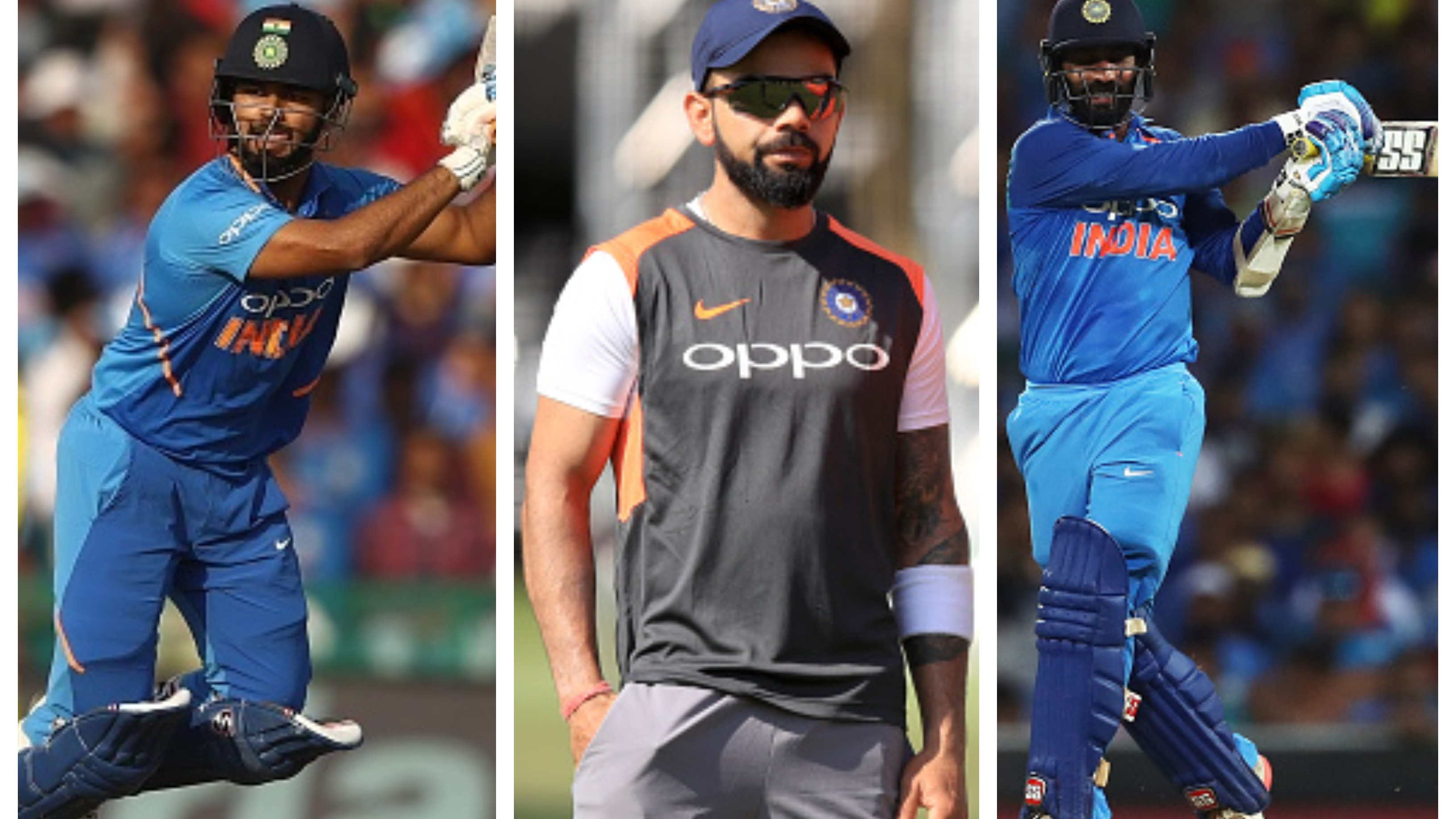 CWC 2019: Virat Kohli explains why Karthik was preferred over Pant in India's WC squad