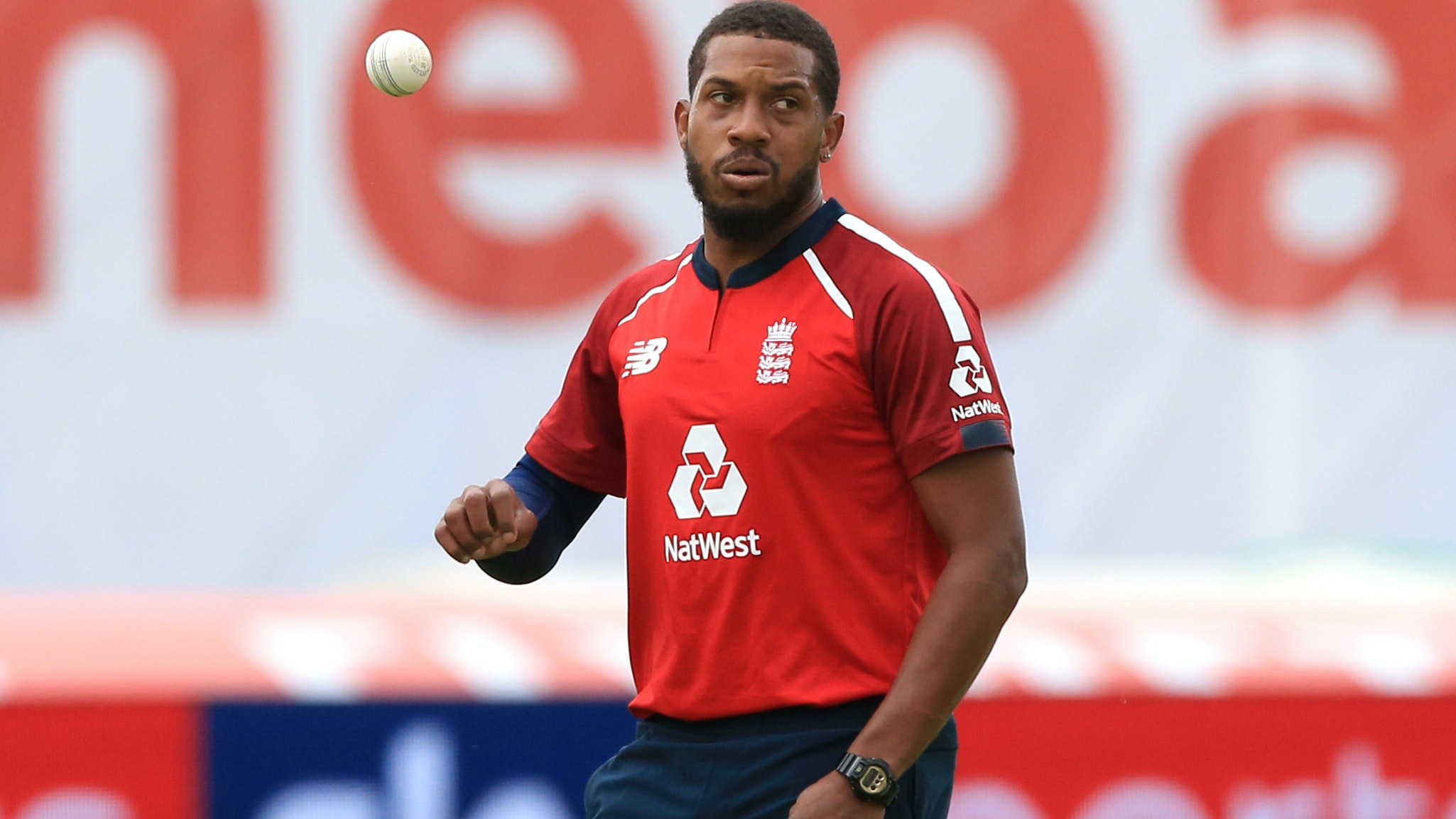 """Chris Jordan is a """"big believer in the real conversations"""" 