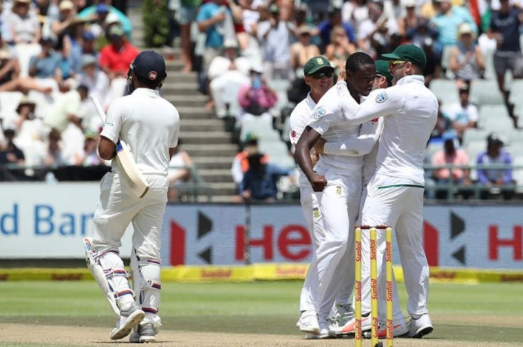 SA v IND 2018: Twitter reacts to a surprisingly inept Indian batting performance and loss in first Test