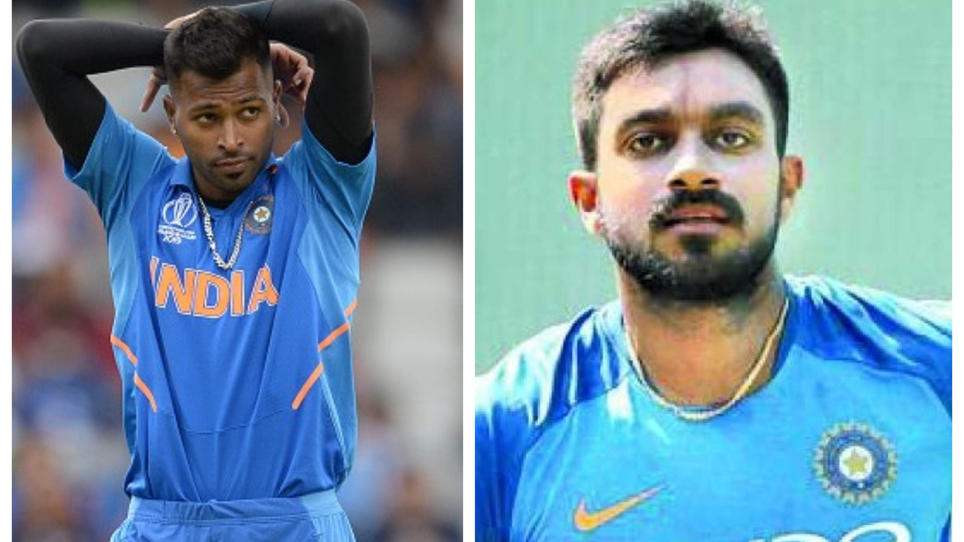 Pandya pulls out of India 'A' squad for Kiwi tour after failing fitness tests; Shankar named replacement