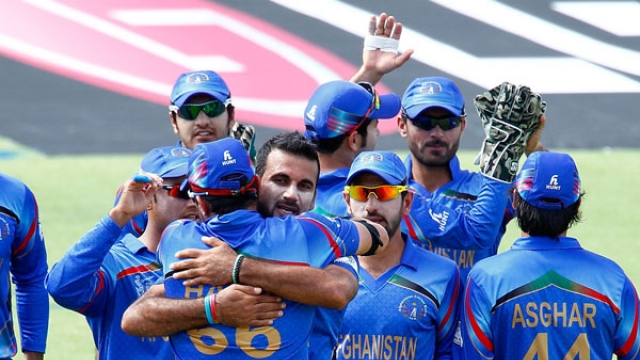 Afghanistan Cricket Team | GETTY