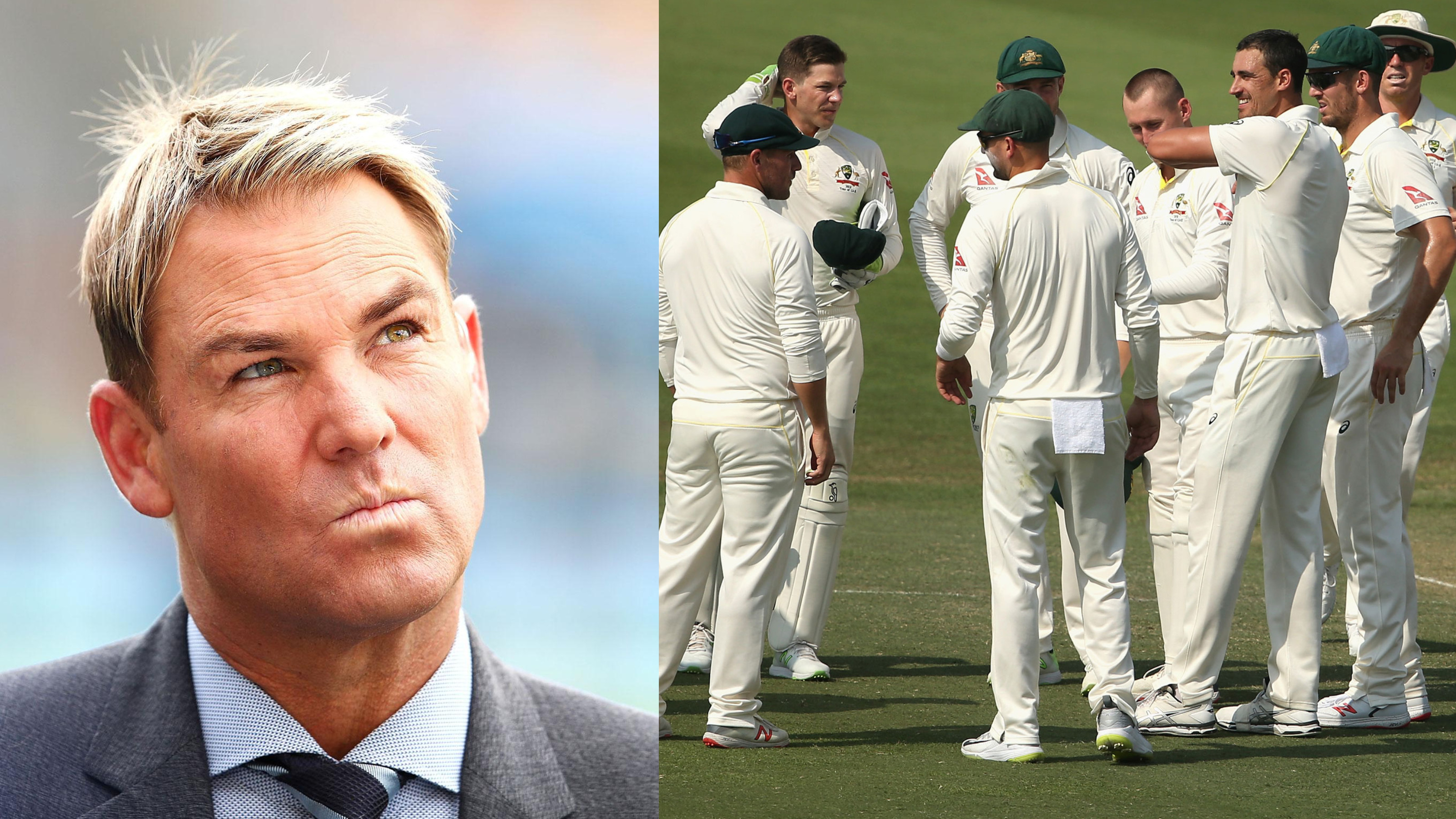 PAK v AUS 2018: Shane Warne criticizes Australian batsmen for their poor show in the final Test