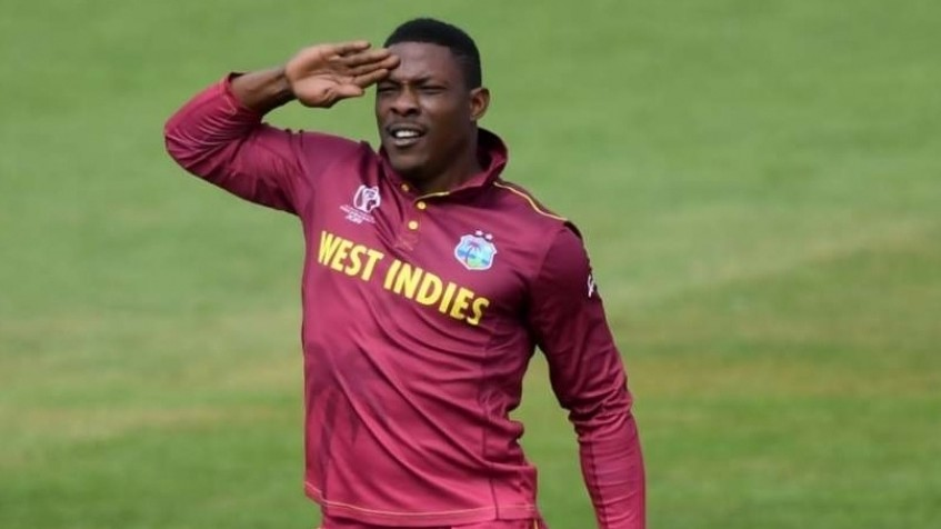IPL 2020: KXIP's Sheldon Cottrell eager to show the fans plenty of salutes in UAE