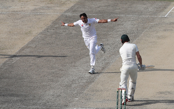 Mohammad Abbas has a very good Test record against Australia | Getty