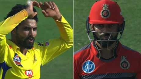 IPL 2018: Twitter can't keep calm after Ravindra Jadeja curbs his celebration of Virat Kohli's wicket