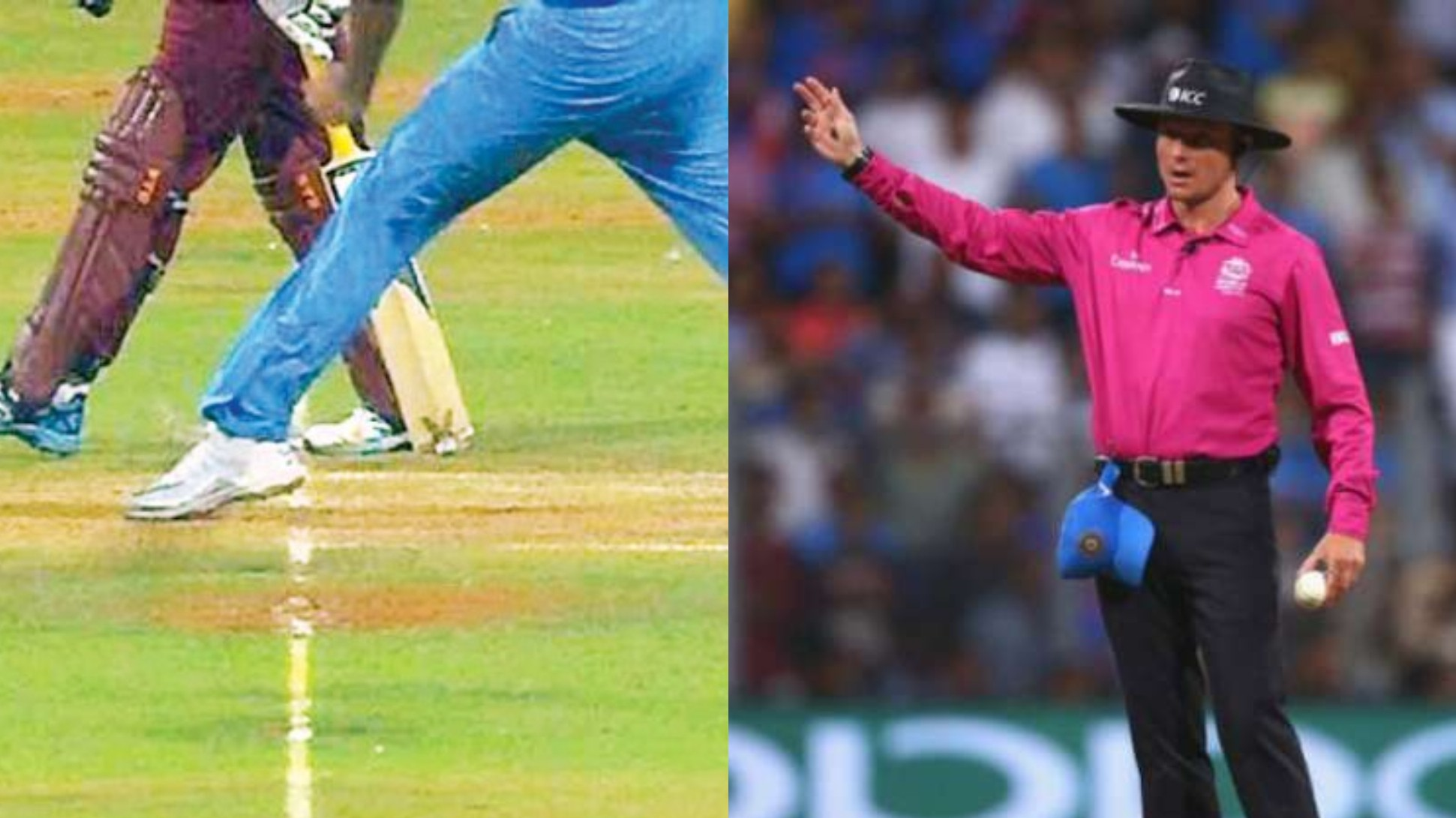 ICC ODI Super League to see the TV umpires making front-foot no-ball calls