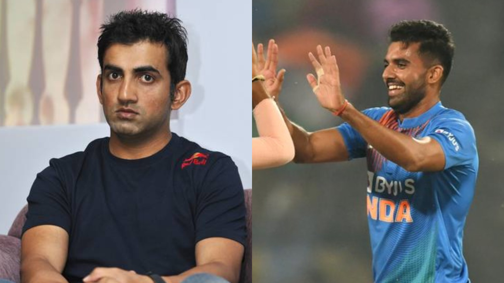 Gautam Gambhir hails Deepak Chahar for his feat; calls him asset for T20 World Cup 2020
