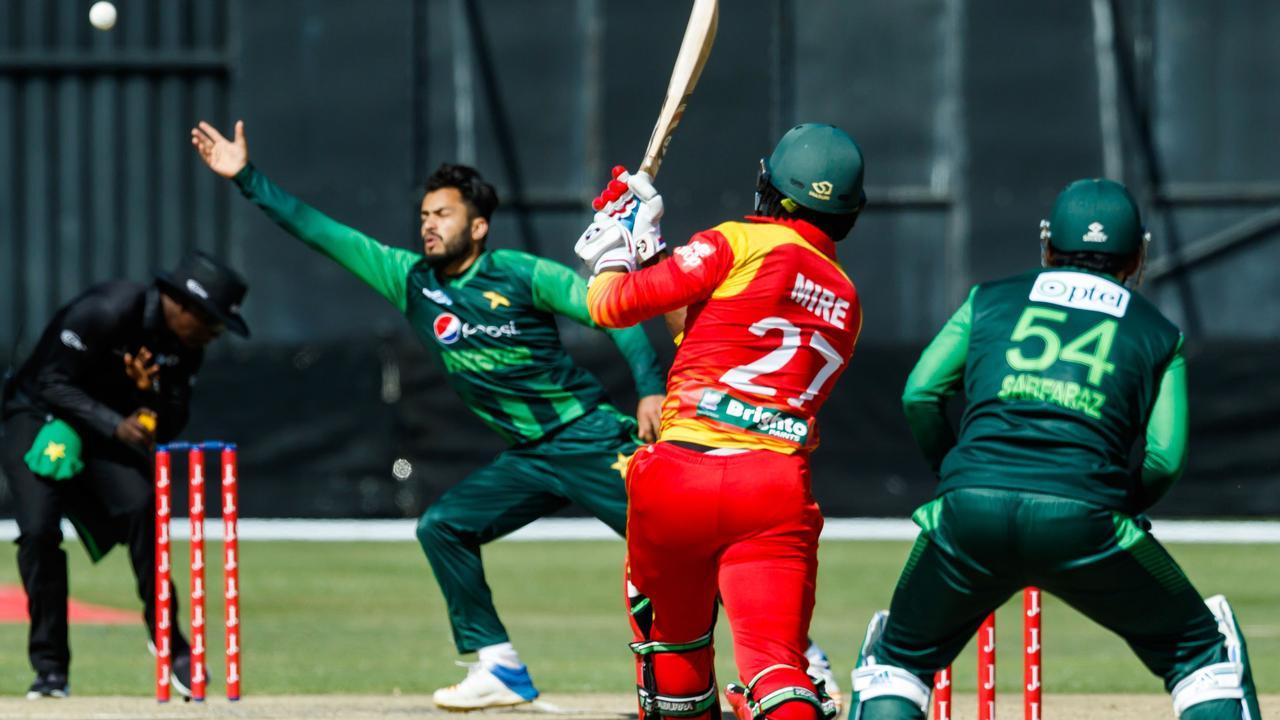 Pakistan and Zimbabwe set to play white-ball series next month | AFP
