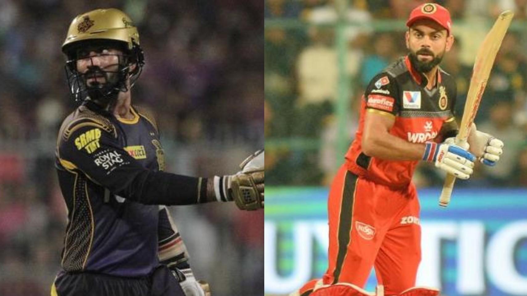 IPL 2019: Match 17, RCB v KKR – KKR choose to bowl first