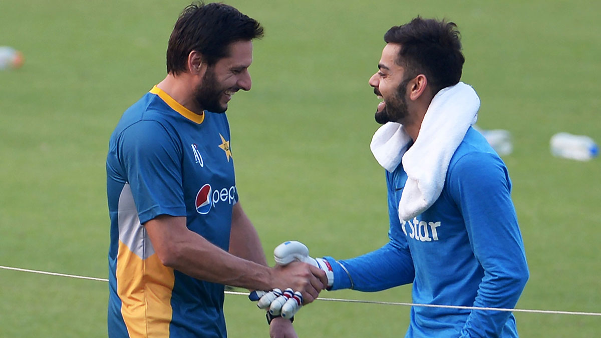 Shahid Afridi wants Indian cricketers to join Pakistan Super League