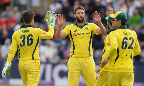 Andrew Tye learned a lot about his cricket in Australian colours | Getty Images