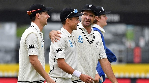 AUS v NZ 2019-20: New Zealand coach optimistic of having Boult, De Grandhomme fit for Australia series