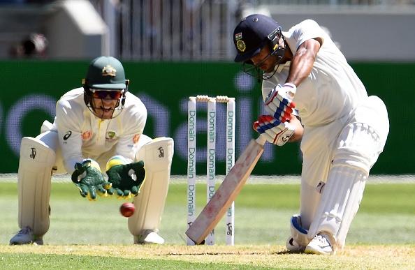Mayank Agarwal became the second Indian to score fifty on debut in Australia | Getty