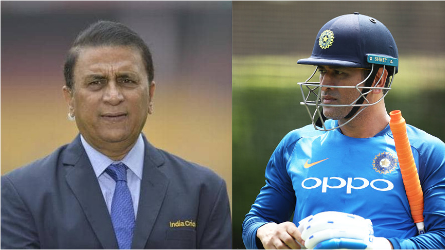 AUS v IND 2018-19: Sunil Gavaskar hopes MS Dhoni will make the most of big grounds down under