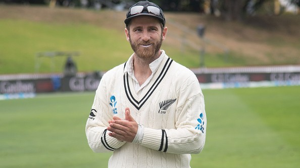 NZ v ENG 2019: Williamson