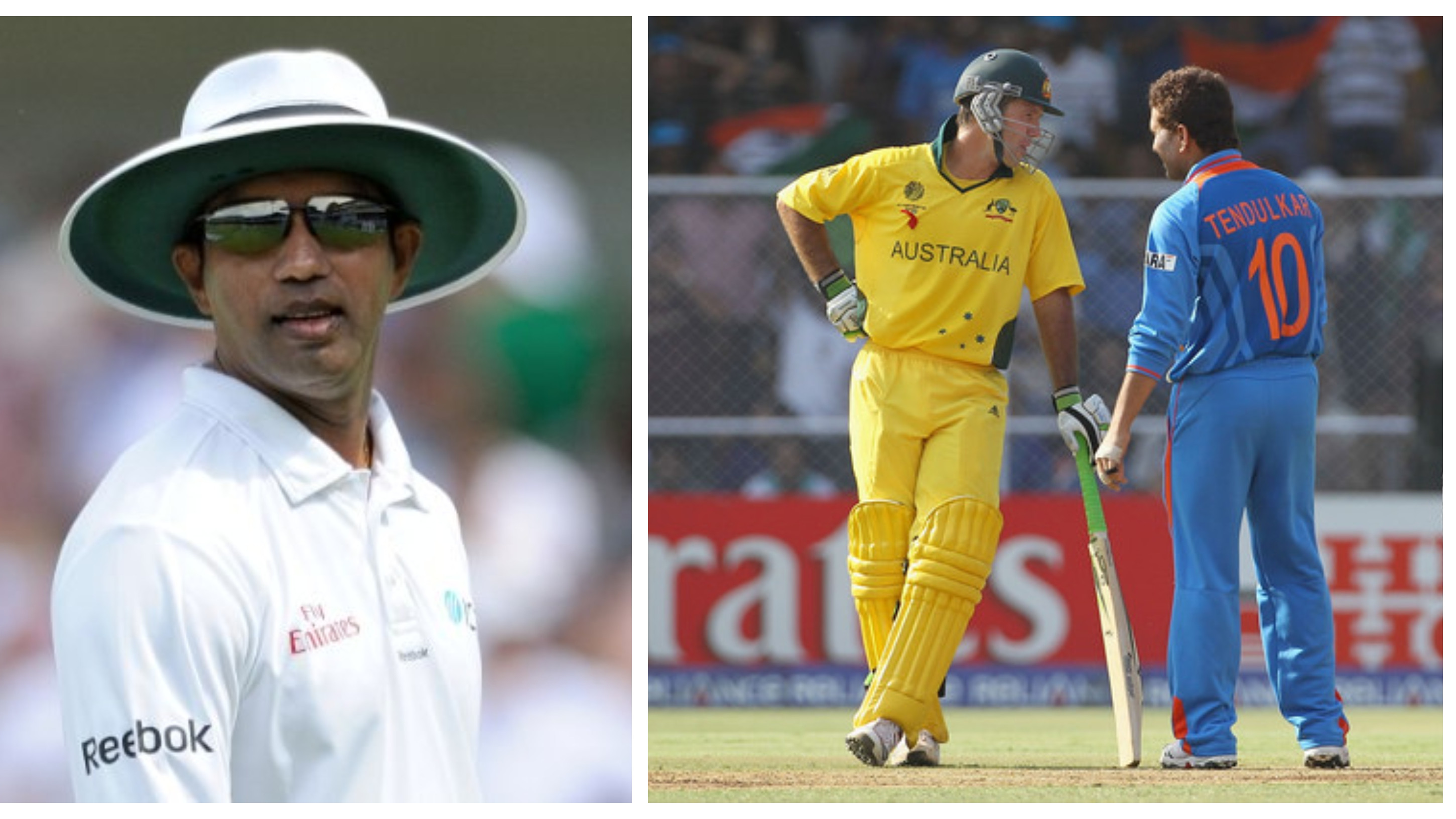 Watch: Former SL spinner Kumar Dharmasena reveals his all-time XI
