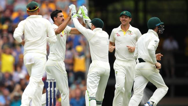 Mitchell Starc may play the last Ashes test at Sydney.