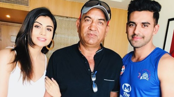 Malti Chahar comes up with a hilarious reply when brother Deepak Chahar tried to pull her legs