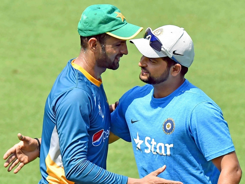 Suresh Raina wishes Shoaib Malik on him turning 35; Malik replies back